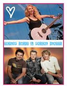 Taylor Swift and Rascal Flatts fans!