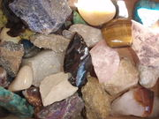 Stones,Gems and Crystals