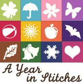 A Year in Stitches