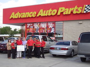 Advance Auto Parts is U.S. Nationwide