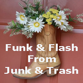 Funk & Flash From Junk & Trash
