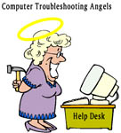 Computer Troubleshooting Angels