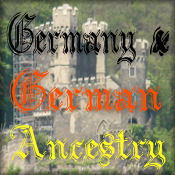 Germany and German Ancestry