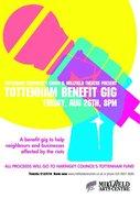 Tottenham Benefit Gig