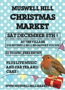 Muswell Hill Christmas Market