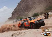2016 Dakar Stage 8 Sheldon Creed