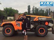 2016 Dakar Stage 10 Sheldon Creed