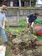Hands-On Hot Composting
