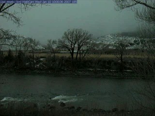 Yellowstone River WebCam 2007