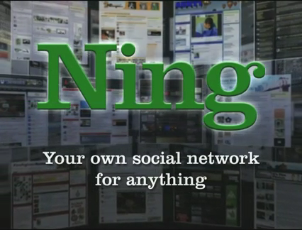 Ning - Make your own community!