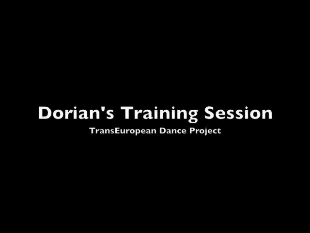 Dorian's Training Session