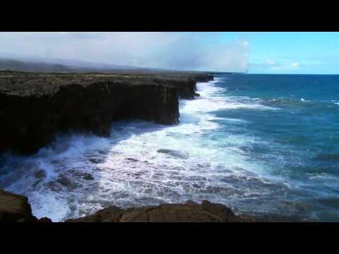 Chain Of Craters Scenic Drive: Hawaii
