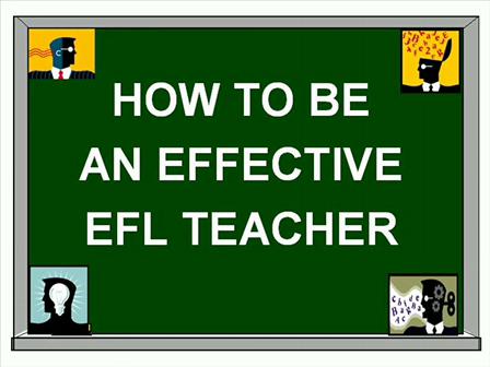 The EFL Teacher