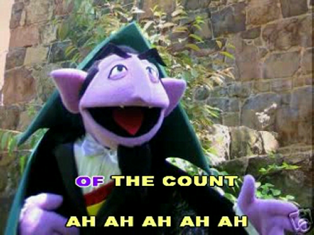 SONG OF THE COUNT