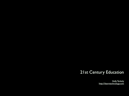 The future of education..backwards