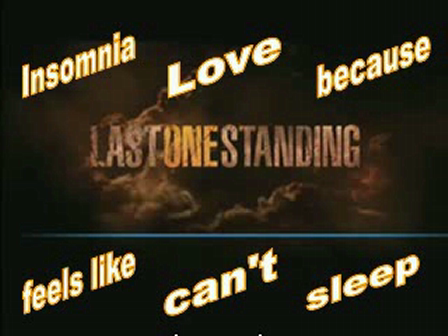 Insomnia Lastonestanding Remix