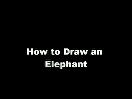 How to Draw an Elephant - ESL - youtube