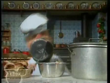 Swedish Chef. Hot Dogs