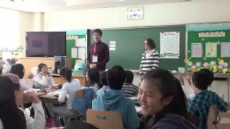 4th Grade Open Class (Korea)