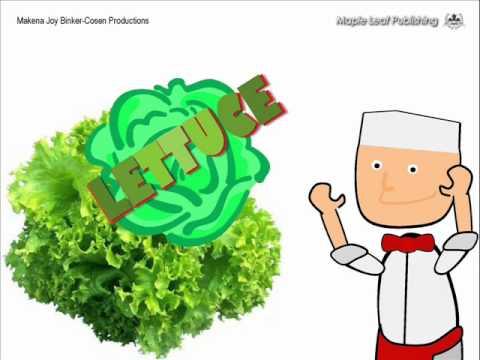 Let's Make a Salad