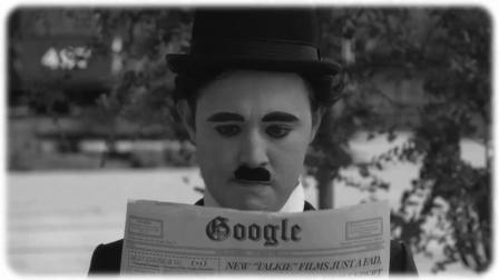 Charlie Chaplin Google Doodle