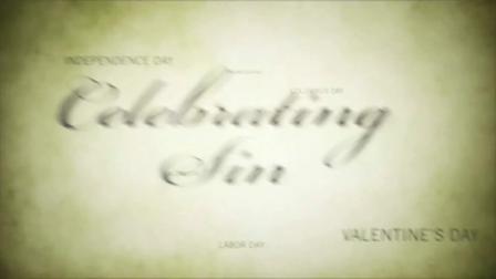 Celebrate the 7 Sins