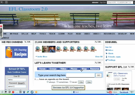 Features of our Footer Toolbar