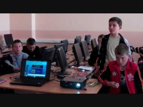 Shkolla Rrezor - Ora mësimore në lëndën Gjuhë Shqipe