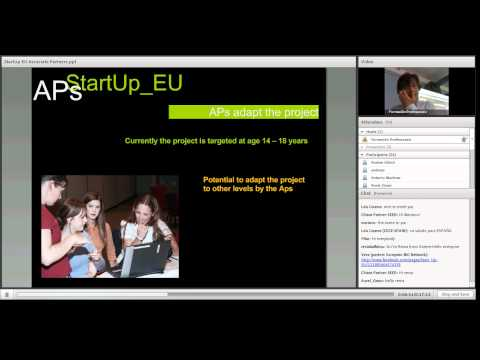 StartUp EU project Introduction