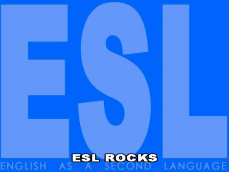 I want to ESL