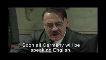 Hitler's Opinion About Online Learning