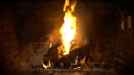 The Fireplace Video - Xmas