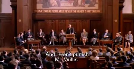 Scent Of a Woman - Al Pacino Speech