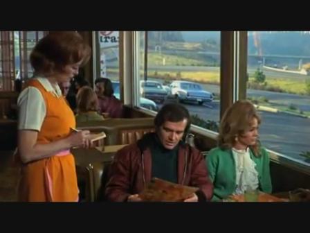 Five Easy Pieces Diner Scene