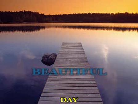 Beautiful Day U2