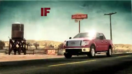 Ford F-150 Ad