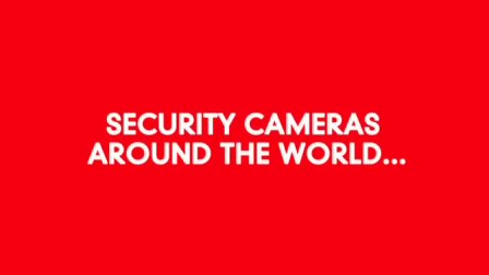 Coca-Cola Security Cams