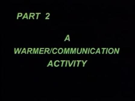 TEFL Training Warmer