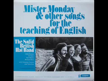 Mr Monday