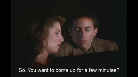 Seinfeld - You're a cashier!