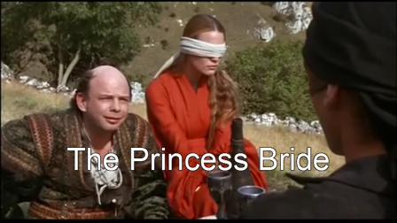 The Princess Bride: Sicilian Scene