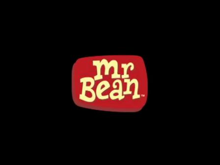 Mr Bean at the Swimming Pool