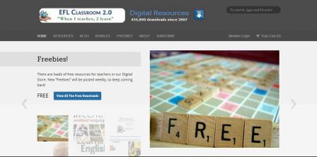 EFL 2.0 Digital Resources