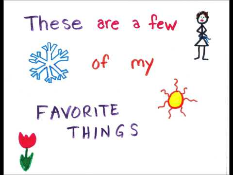 """My Favorite Things"" - Family Force 5 (FF5)"