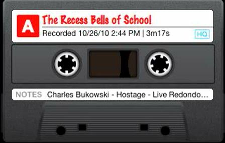 The Recess Bells of School