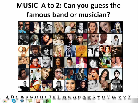 Music A to Z