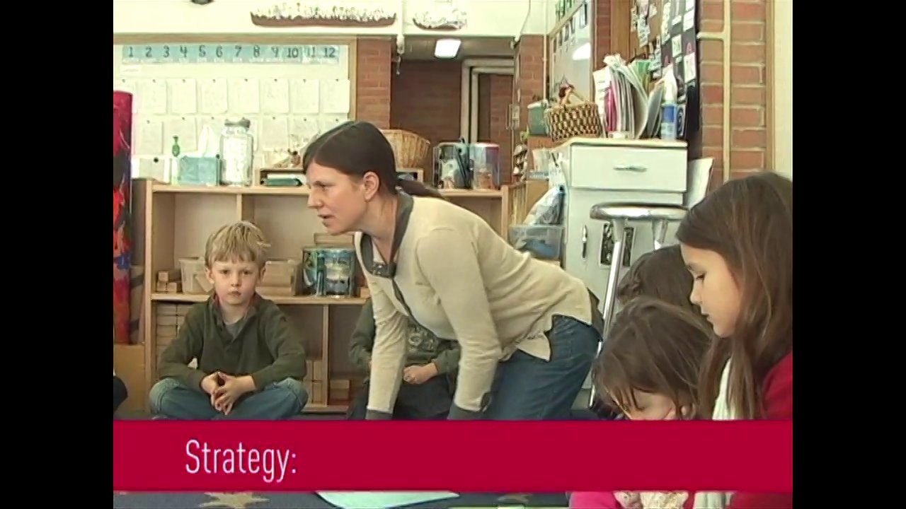 Using a Learning Target throughout a Lesson
