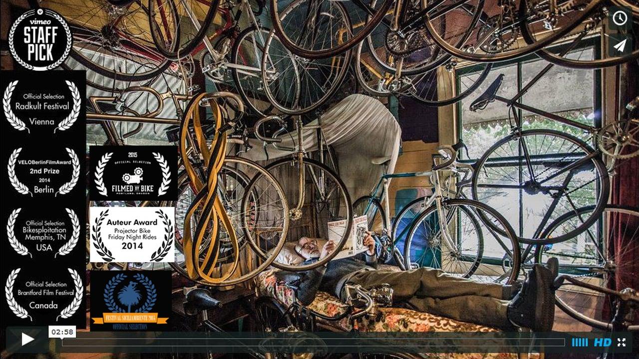 The Spokesman - Bicycles