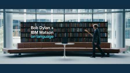 Bob Dylan & IBM Watson on Language