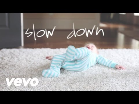 Slow Down (Lyric Video)
